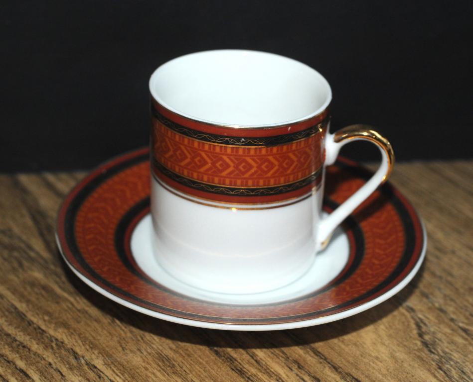 Китай кофейный сервиз на 6 персон