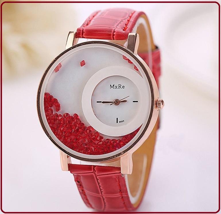 Женские наручные кварцевые часы сури косметика наша мама купить в красноярске