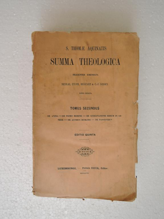 the aristotelian principles in the summa theologiae by thomas aquinas Works (including, most famously, the summa theologiae and the summa contra gentiles ), aquinas also wrote extensive commentaries on most of aristotle's treatises and on nume rous books of the bible.