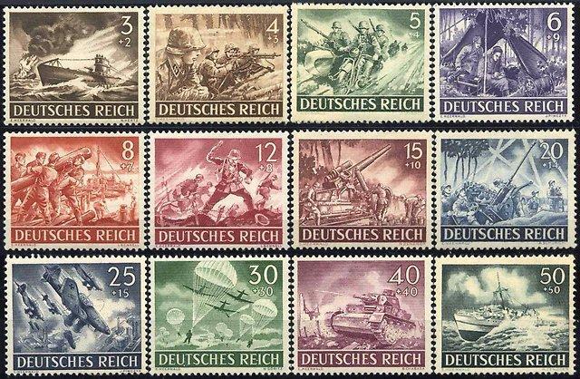 Производство открыток в германии