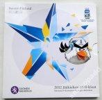 Чемпионат мира по хоккею. Годовой набор евро 2012 г. Финляндия.