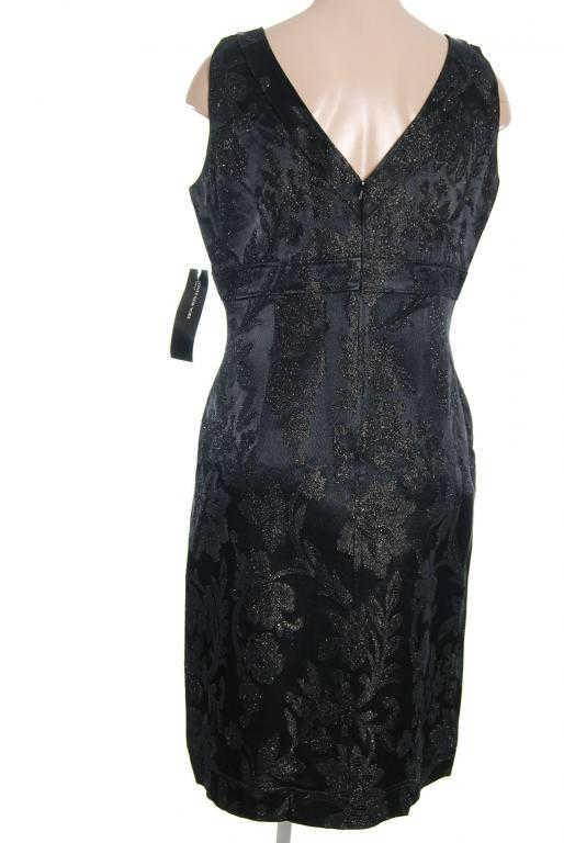 Очаровательное маленькое черное платье  р-р 48-50