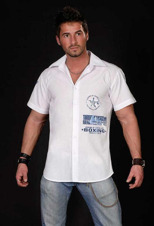 Рубашка Nine Divine   ХХL