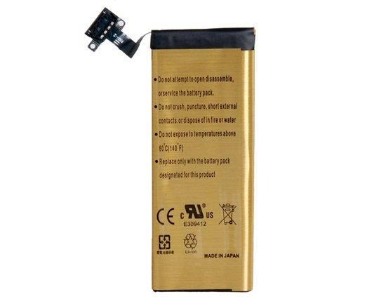 Батарея аккумулятор для айфона iPhone 4 4S 2680мАч 3,7V Li-Ion Polymer литий-ионный полимерный