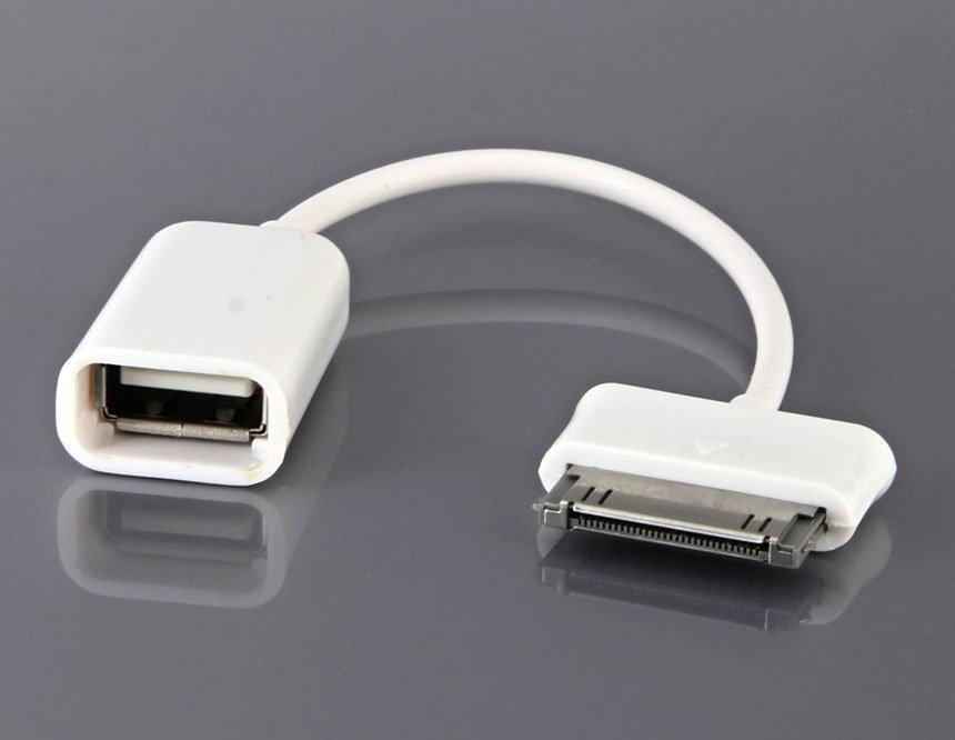 OTG кабель для Samsung Galaxy Tab 48B