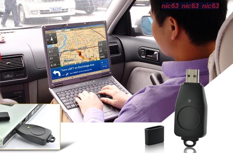 GPS USB ПРИЕМНИК ДЛЯ КОМПЬЮТЕРА 65 КАНАЛОВ новый