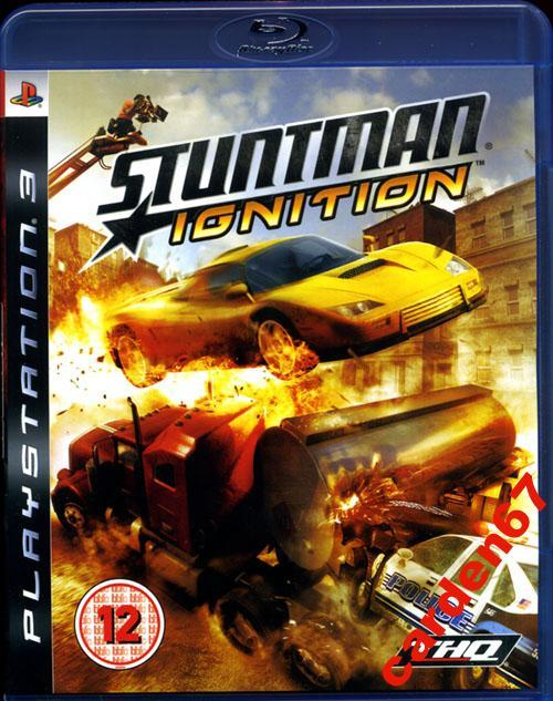 STUNTMAN IGNITION =PLAYSTATION 3= AUSTRIA