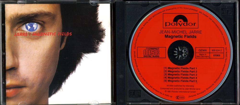 Jean Michel Jarre Magnetic Fields
