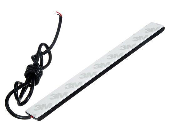 17 см LED дневные ходовые огни для автомобиля 2шт.
