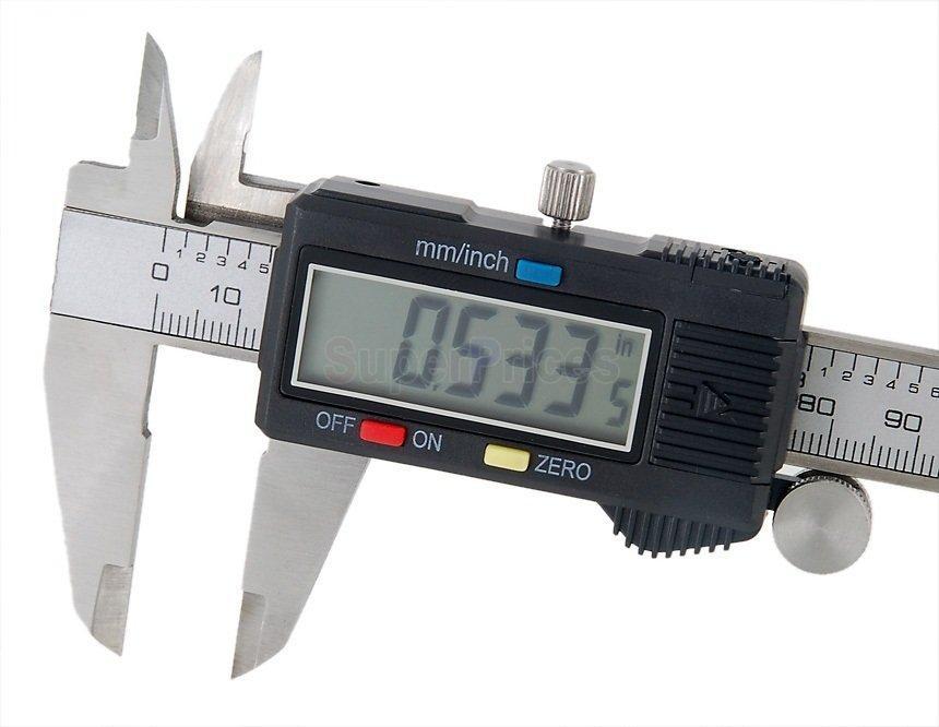 Цифровой штангенциркуль 0-150мм 081X