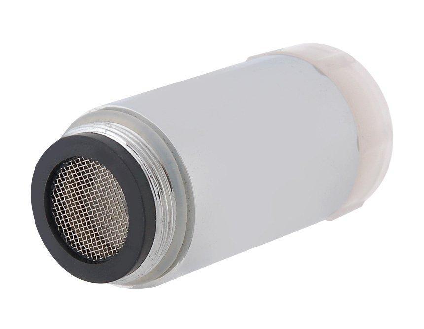 Насадка на кран со светодиодной LED подсветкой без необходимости источников энергии