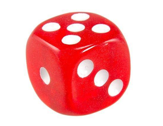 Волчок и кубик игральный набор комплект
