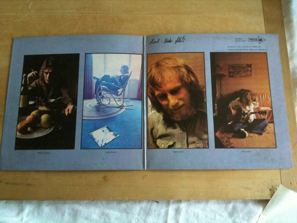 Пластинка Wishbone Ash Wishbone Four 1973