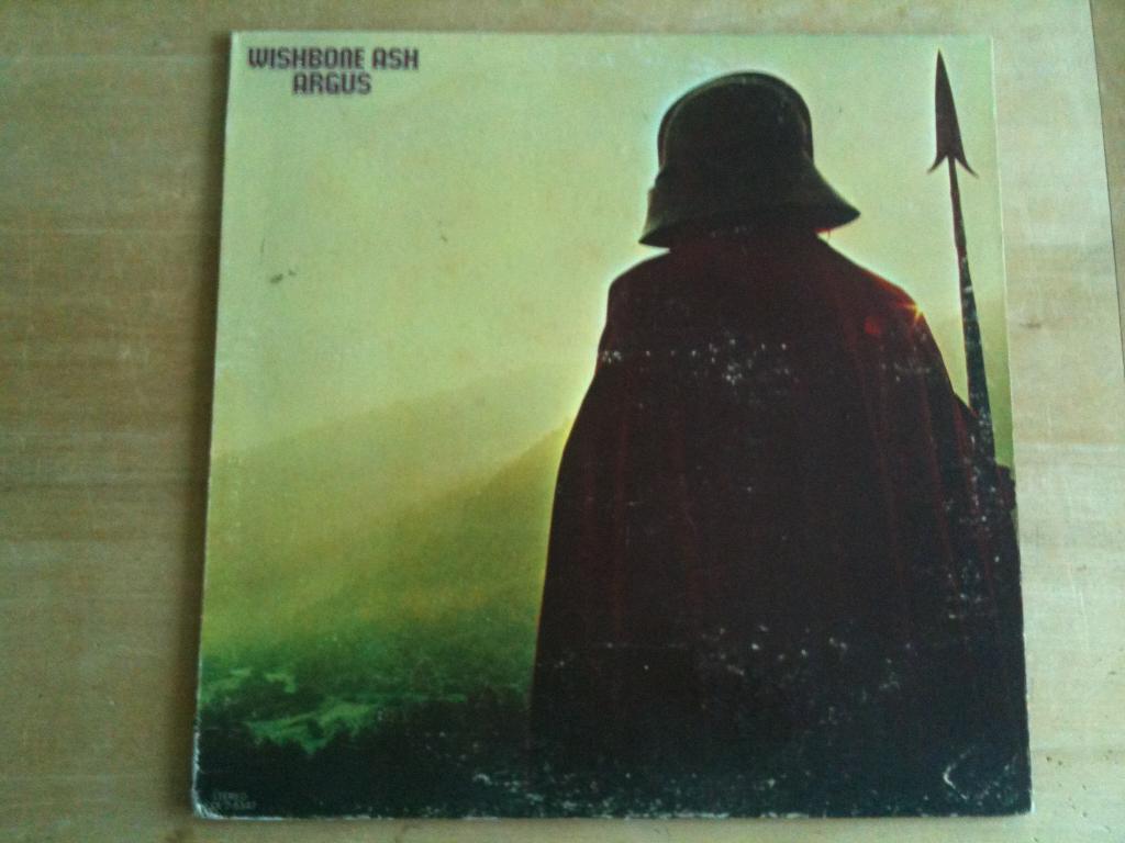 Пластинка Wishbone Ash Argus 1972