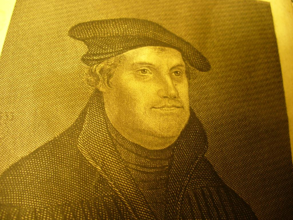 martin luther 13 thesis [13] luther's proof, thesis 13: free will, after the fall, exists in name only, and as long as it does what it is able to do, it commits a mortal sin the first part is clear, for the will is captive and subject to sin.