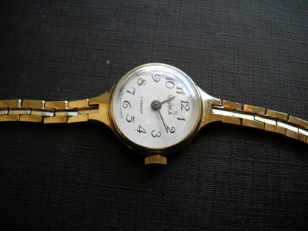 Часы женские 17 камней