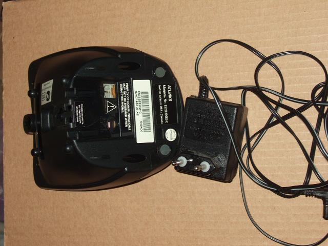 радио телефон ATLINKS черный неисправный