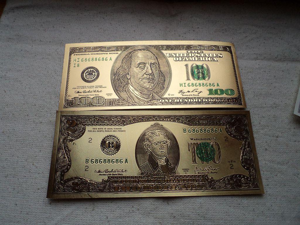 Золотые 100 долларов цена лупа ювелирная 40 кратная с подсветкой