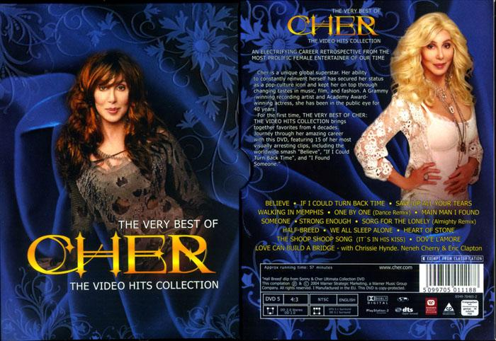 The Very Best of Cher - The Video Hits Collection
