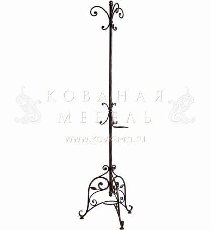 Кованая напольная вешалка Версаль фабрики Шком