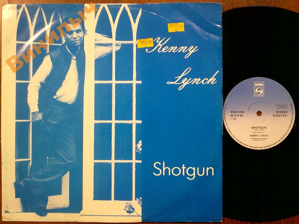 KENNY LYNCH Shotgun MS EX/EX РАСПРОДАЖА
