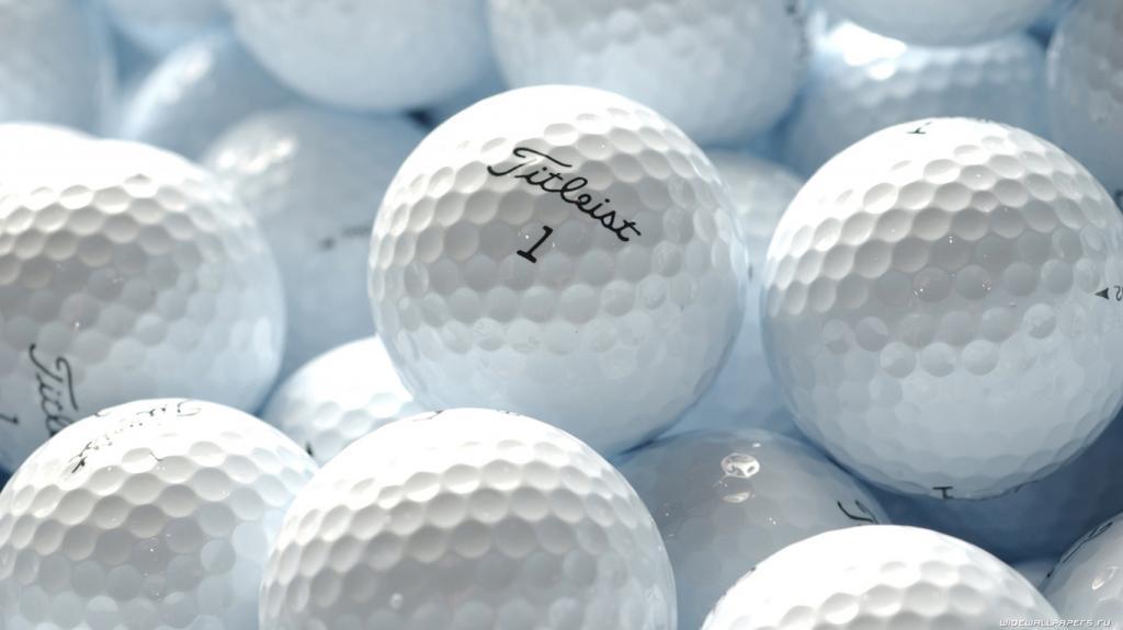 ШАР для игры в гольф ГОЛЬФ лот 10 штук ШАРЫ для гольфа