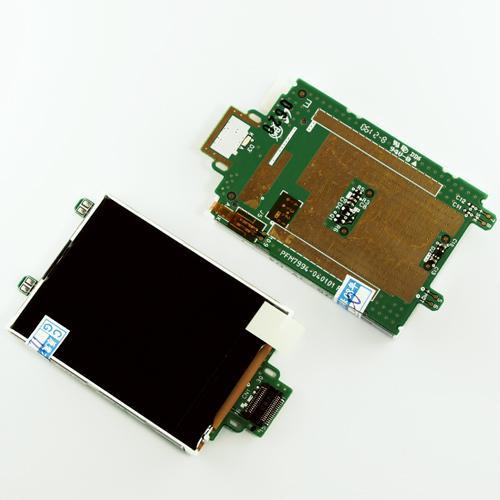 Дисплей Samsung X160B.