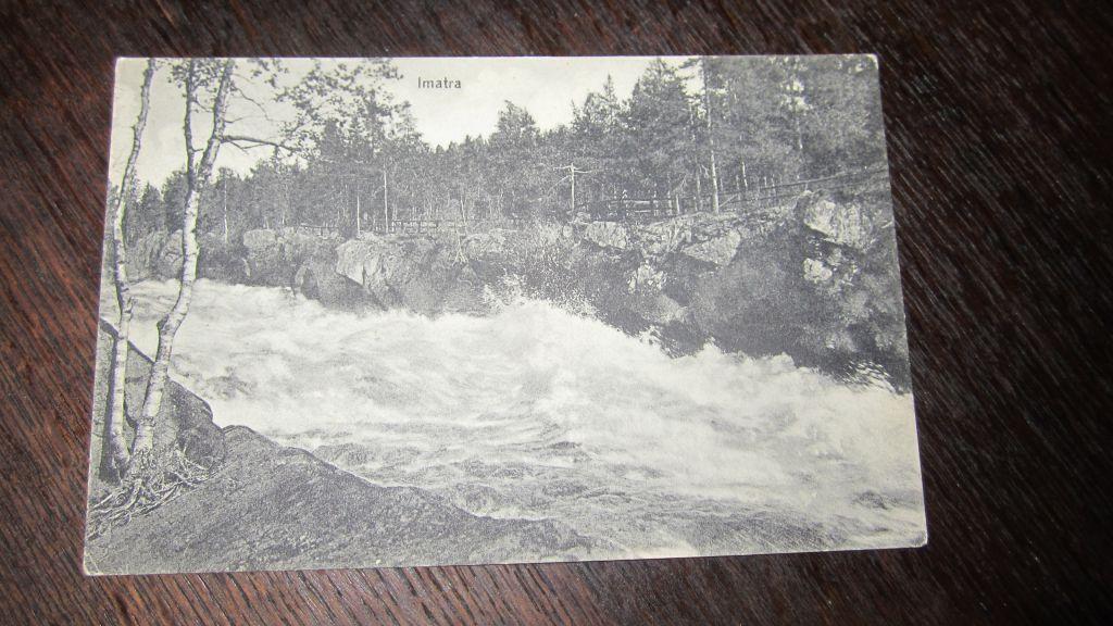 Старинные открытки финляндии