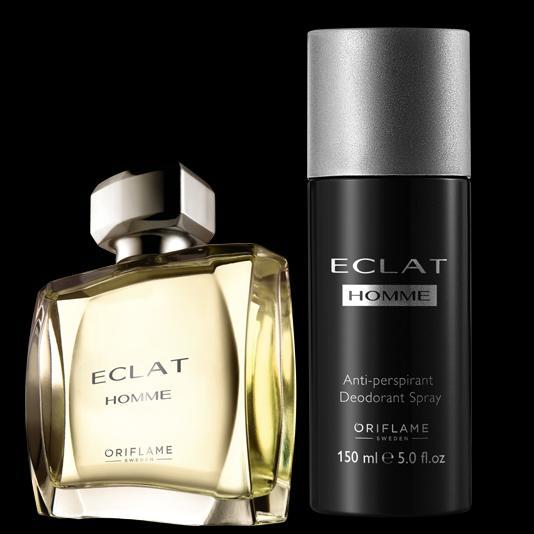 парфюмерный набор Eclat Homme