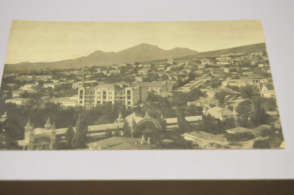 Пятигорск открытки до 1919 года