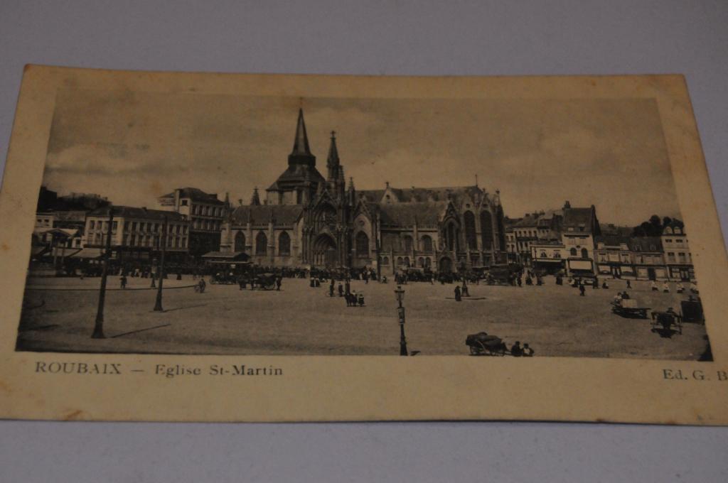 День рождения, почтовые открытки европа