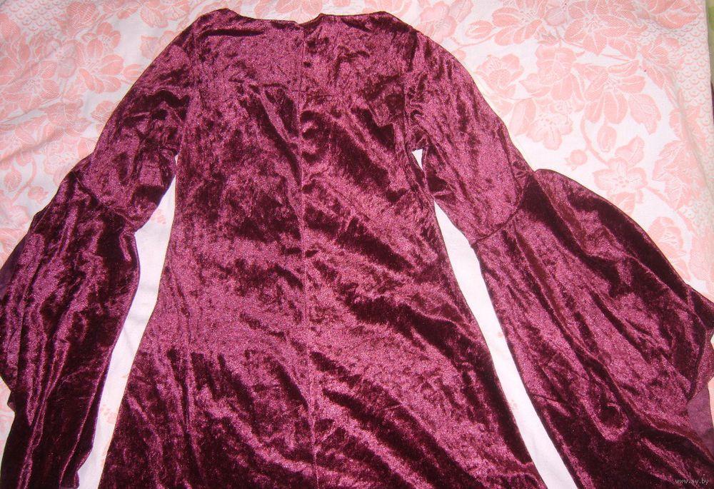 Платье, костюм для принцессы р.46-48