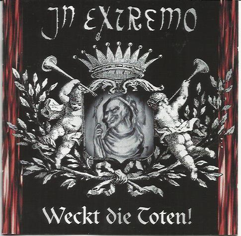 In Extremo Weckt die Toten лицензия буклет