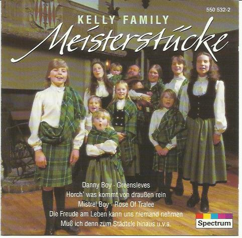 Kelly Family Meisterstucke Made In Germany