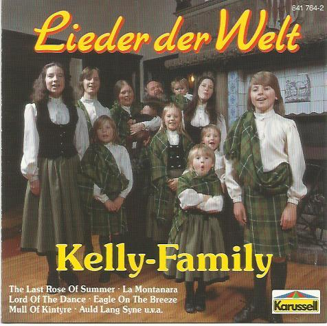 Kelly Family Lieder der Welt Made In Germany