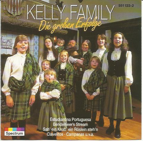 Kelly Family Die grossen Erfolge Made In EC