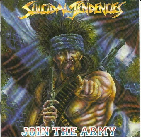 Suicidal Tendencies Join the Army Made In EU