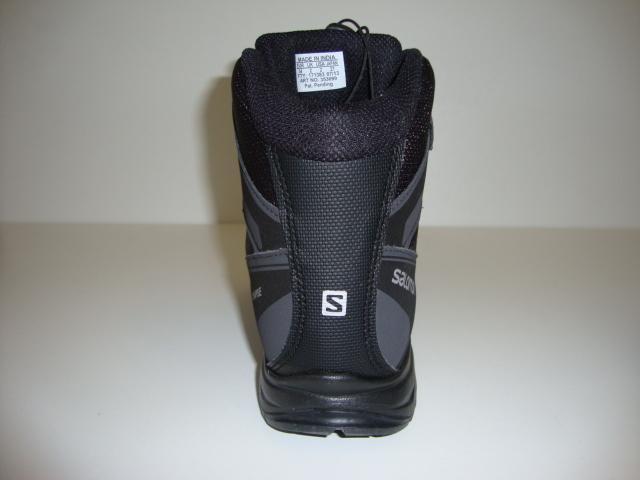 Осенне-зимние детские ботинки Salomon Synapse Winter. Новые. 64dc2f7425c7e