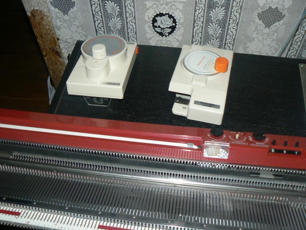 Ремонт вязальной машины сильвер своими руками 36