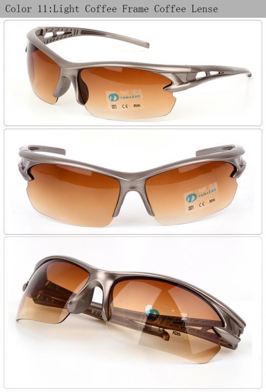 Очки с зеркальными стеклами солнцезащитные