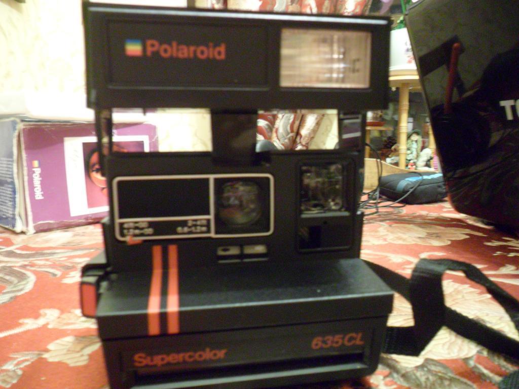 Фотоаппарат Полароид 635 CL