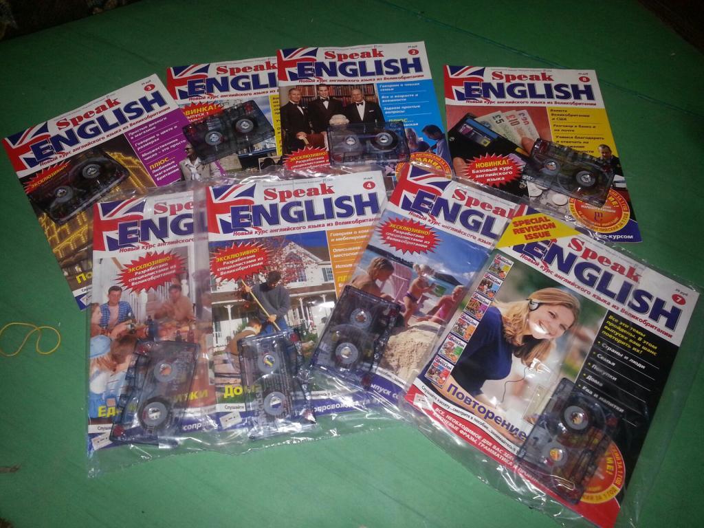Аудиокурсы английского языка