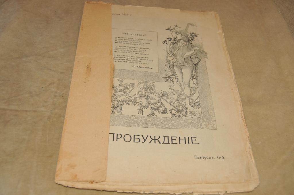 Журнал пробуждение рубль екатерины 2 1789