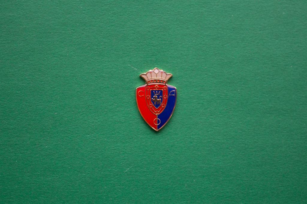 Клуб осасуна эмблема футбол