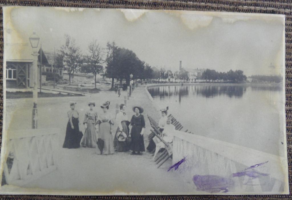 старинные фотографии вышнего волочка