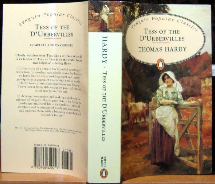 an analysis of the topic of the tess of the durbervilles by thomas hardy Tess of the d'urbervilles by thomas hardy topics children's books teen books thomas hardy children's user reviews share on facebook.