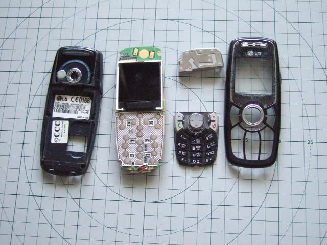 телефон LG на запчасти