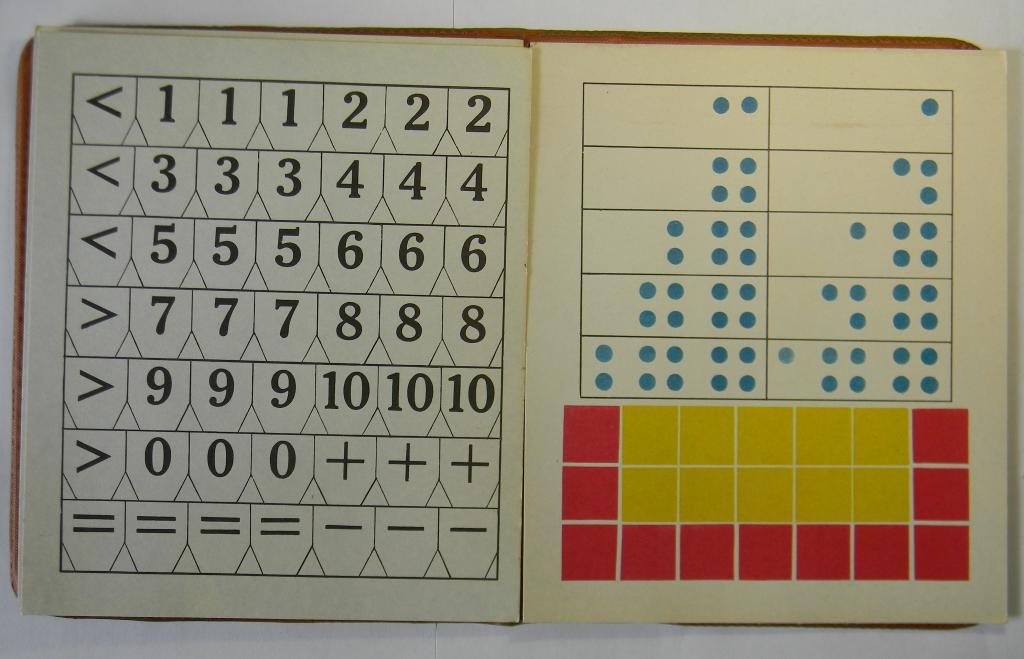 Касса цифр и счетного материала своими руками напечатать 65