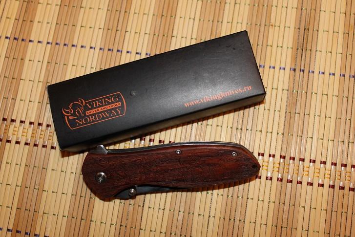 Нож складной P651
