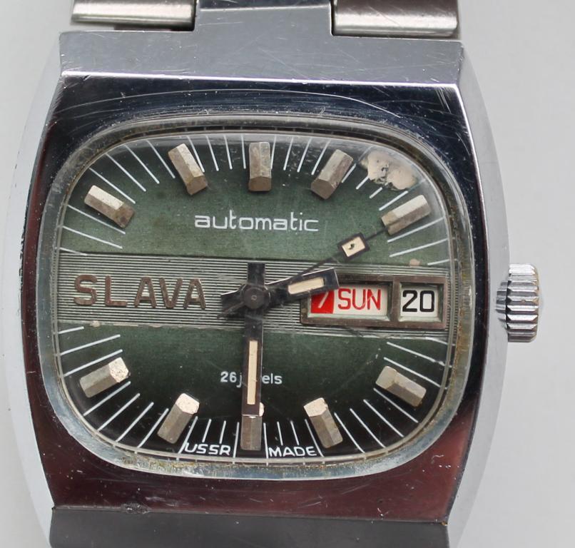Стоимость ссср часы слава цена швейцарские часы золотые продать
